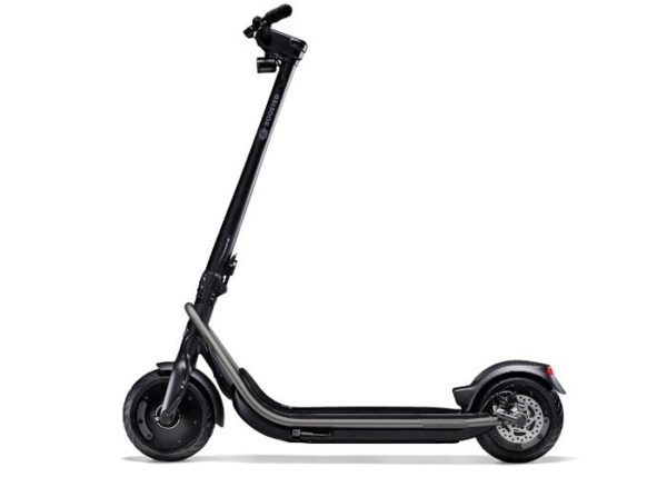 Boosted REV electric scooter side profile