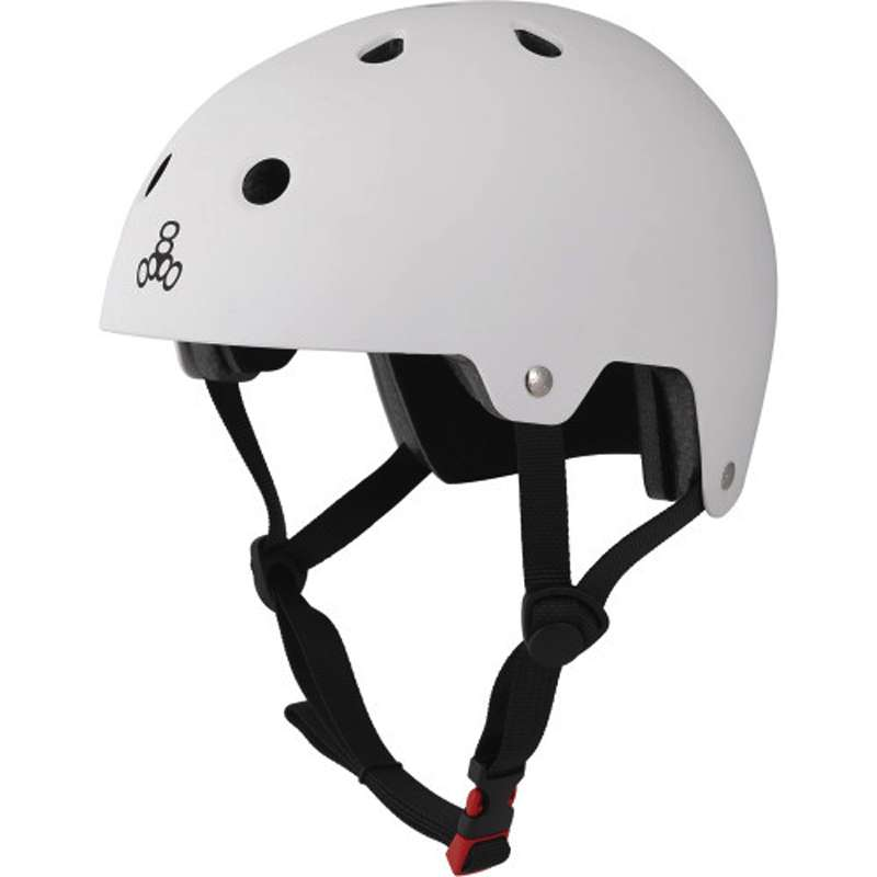 Triple 8 Brainsaver with EPS Helmet Matte – Various Colours