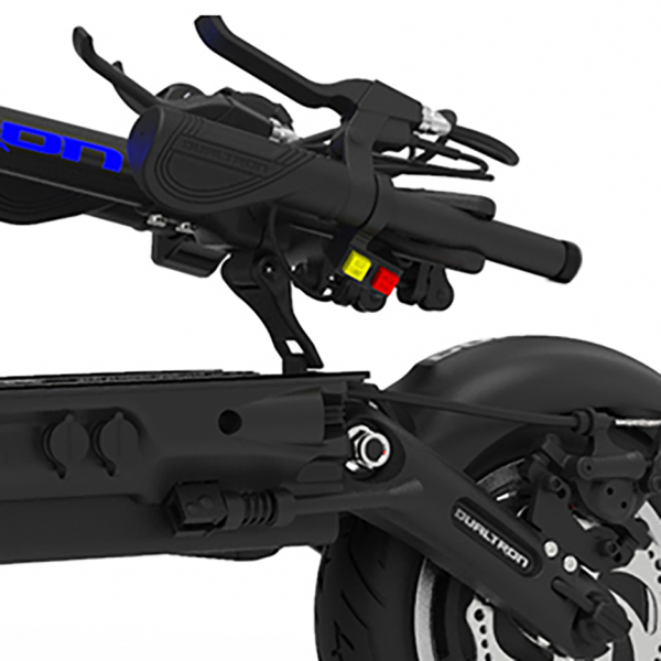 dualtron3 electric scooter throttle