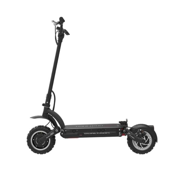 dualtron ultra electric scooter side on