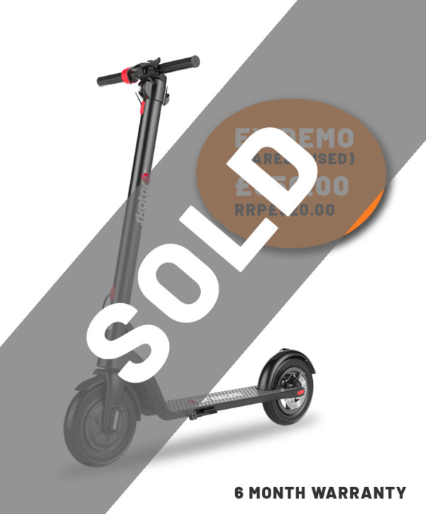 SOLD SKOTER ELECTRIC SCOOTER