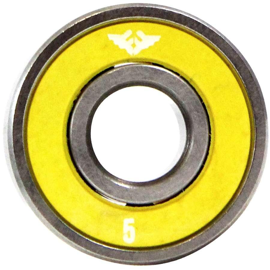 Fracture Premium Abec 5 Yellow Bearings