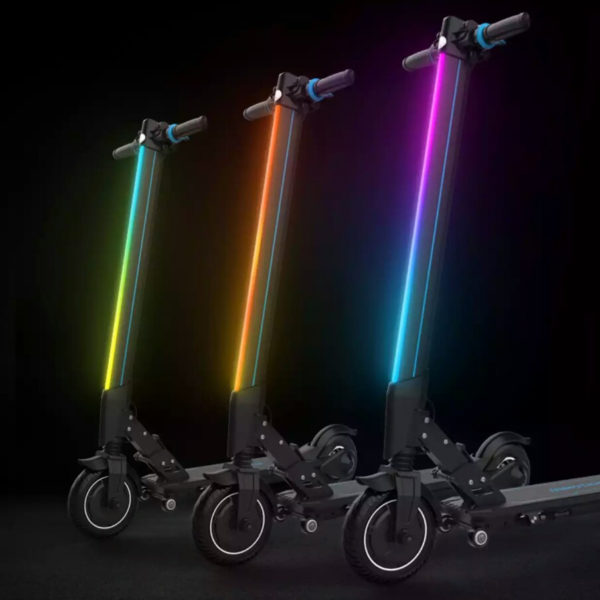 Inmotion L8F electric scooter Colour options