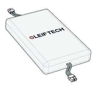 Leiftech LT3X Electric Skateboard Battery – 15 mile range