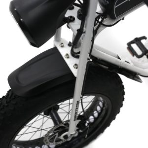 super73 fender kit electric bike