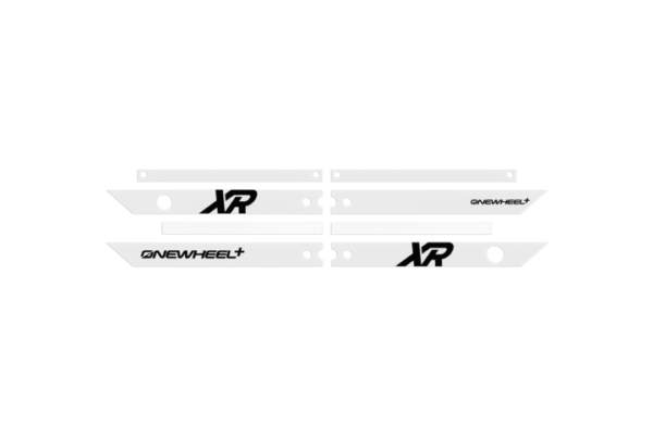white rail guards. Onewheel electric skateboards