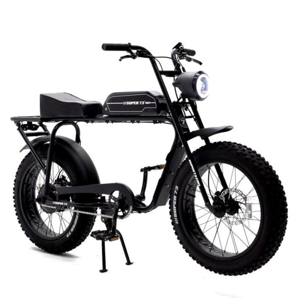 Super73 SG1 in black
