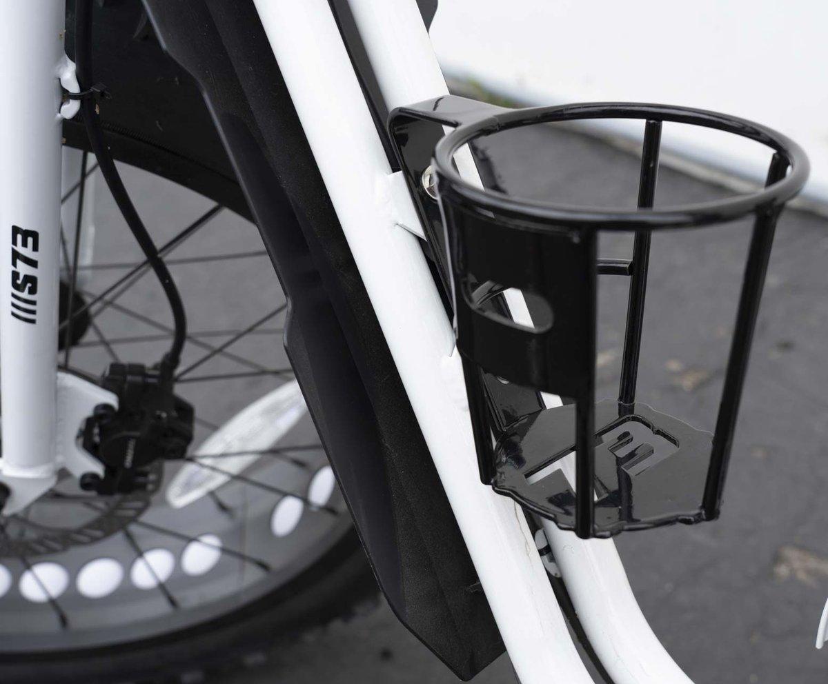 super73 electric bike cup holder