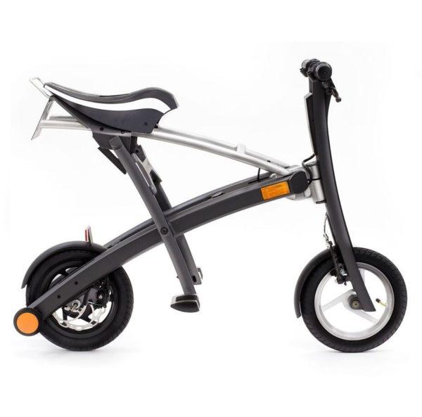 Stigo S+ electric scooter side profile