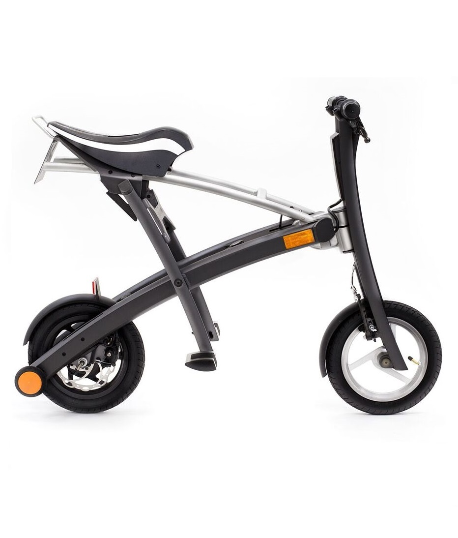 Stigo S+ electric scooter side profile