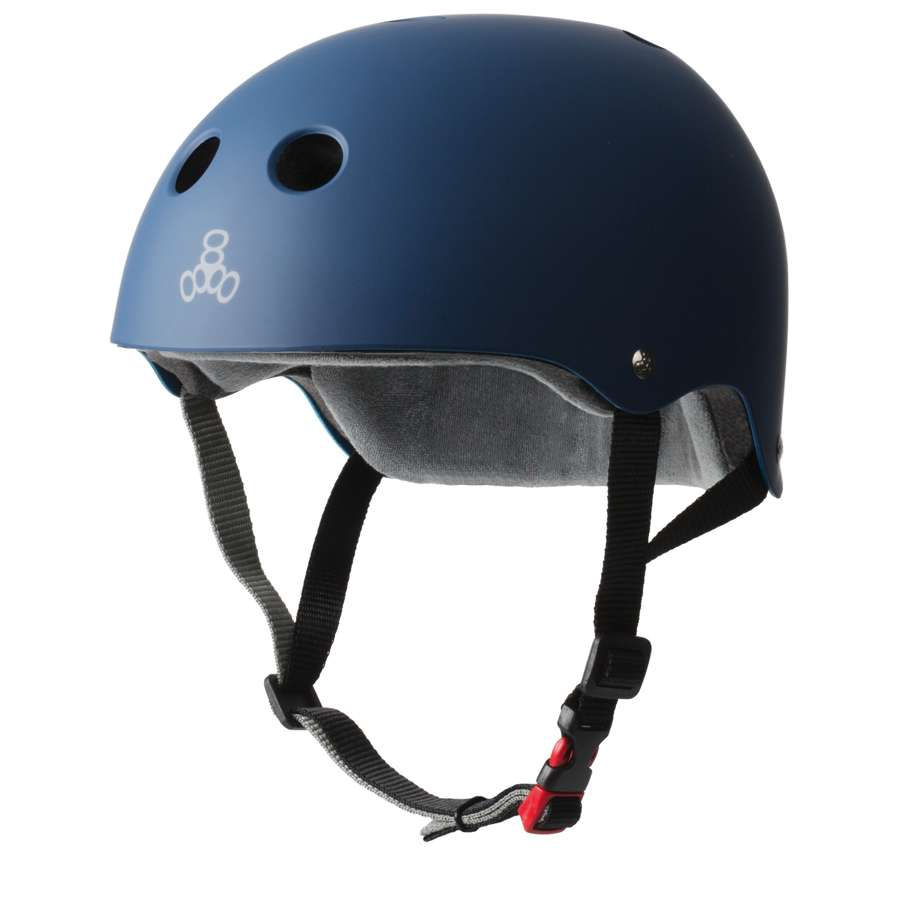 triple 8 Helmet Navy