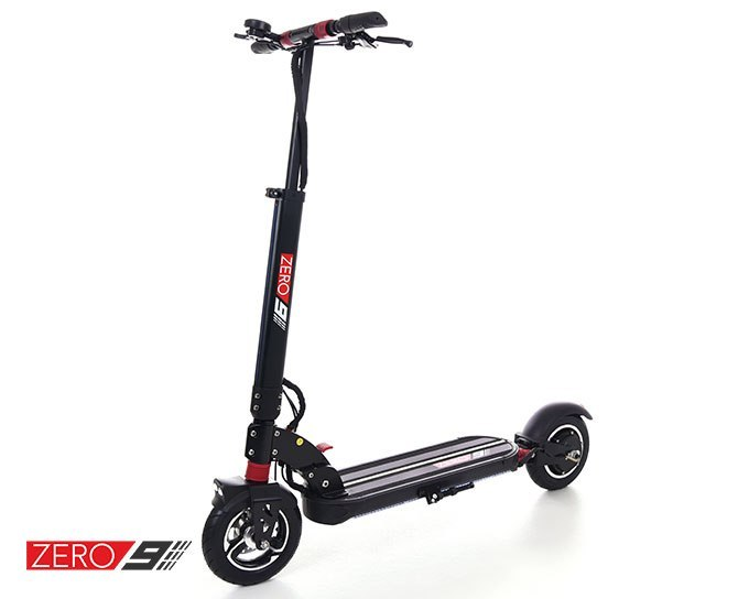 Zero 9 Electric Scooter on a white background