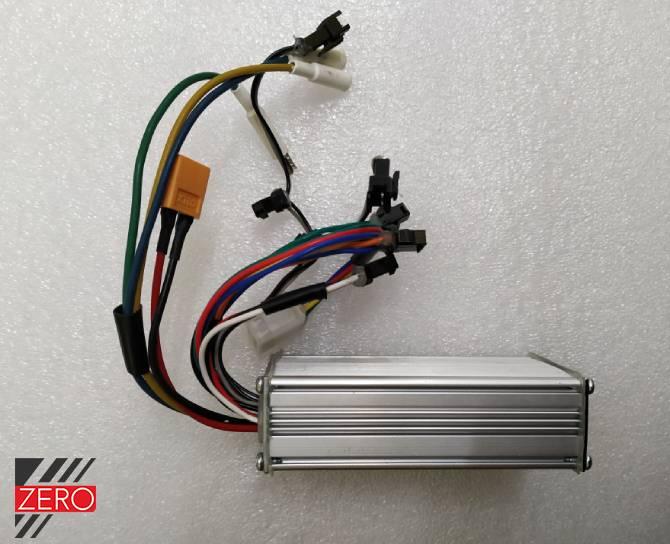 ZER0 9 - CONTROLLER