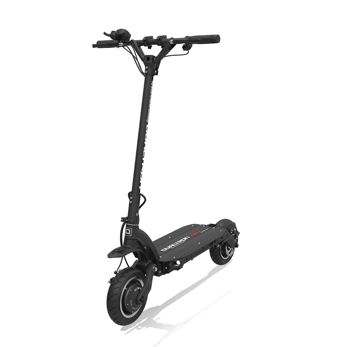dualtron eagle electric scooter front on image
