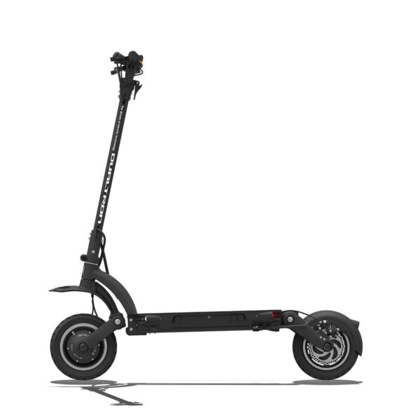 dualtron eagle electric scooter side on