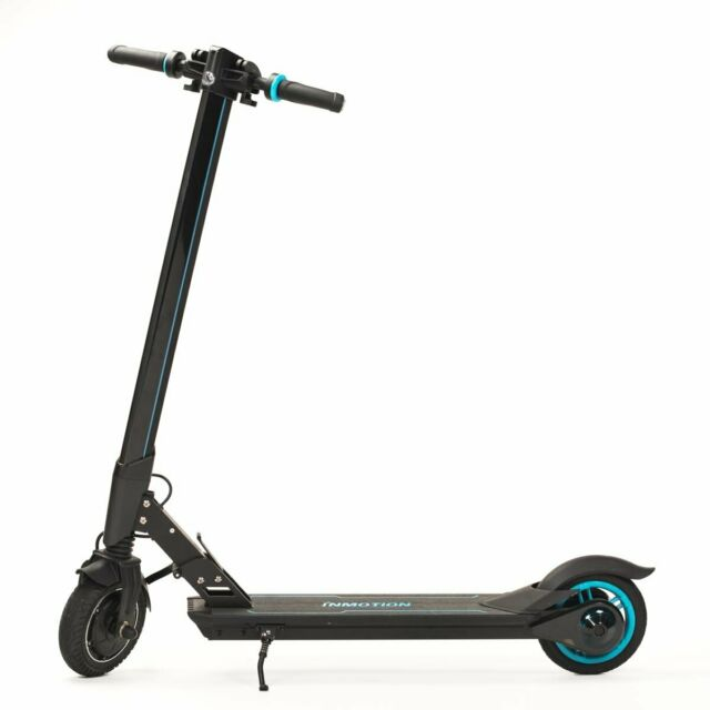 Inmotion L8F electric scooter side profile