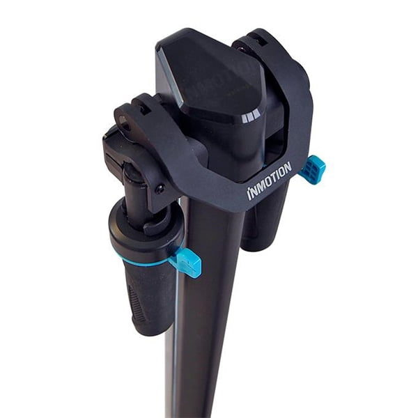 Inmotion electric scooter handle bars folded