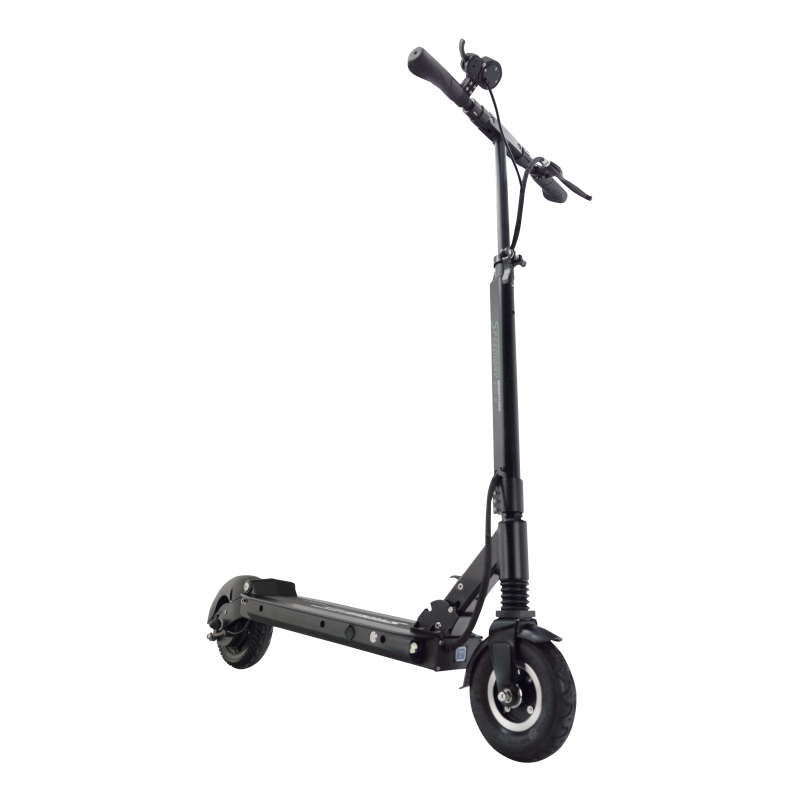speedway mini 4 electric scooter front angle