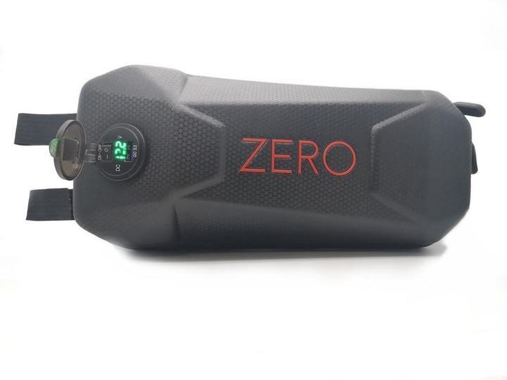 zero 12v waterproof pouch